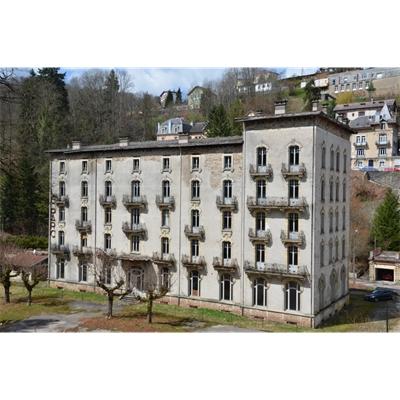 Hôtel du parc à Plombières-les-bains