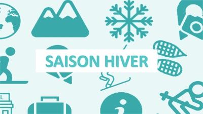 Saison hivernale 2020-2021 - bilan des activités