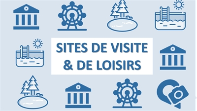 Bilan de fréquentation des sites de visite et de loisirs 2019